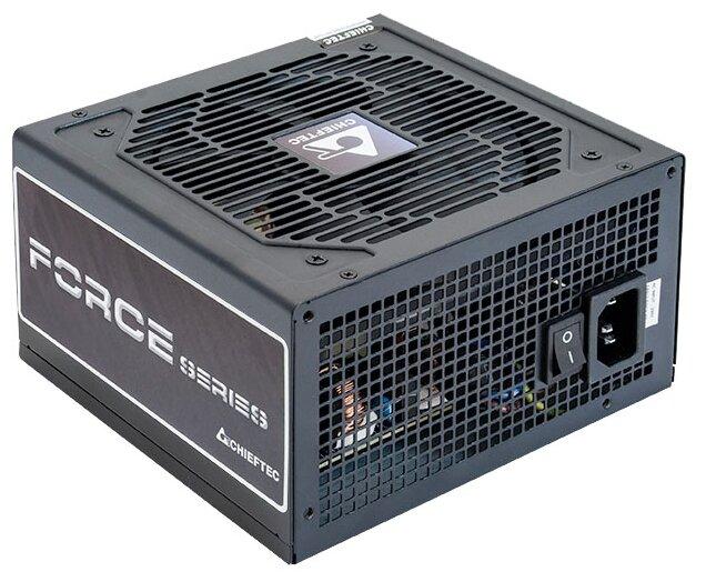 Chieftec Блок питания Chieftec CPS-650S 650W