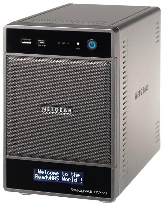 Сетевой накопитель (NAS) NETGEAR RND4000-200EUS