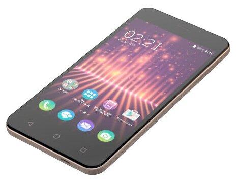 BQ-Mobile BQ BQS-5025 HighWay 8Гб, Серебристый