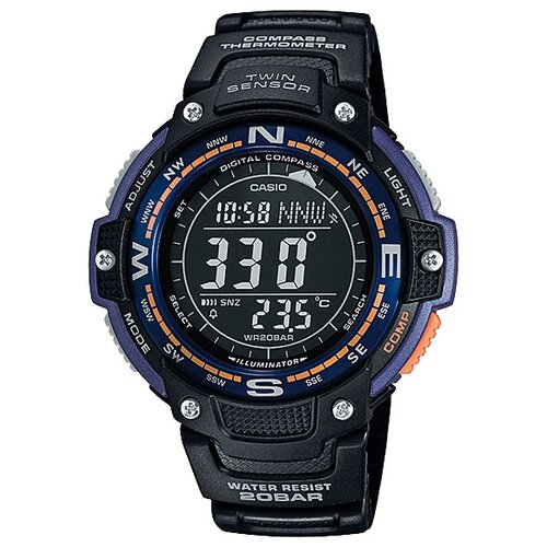 Наручные часы CASIO SGW-100-2B casio outgear sgw 100 1v