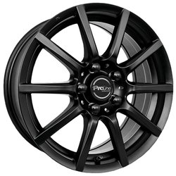 Колесные диски Proline Wheels CX100 6.5x15/4x108 D65.1 ET21 Black Matt