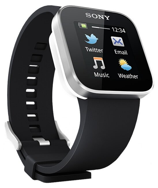 Часы Sony SmartWatch MN2