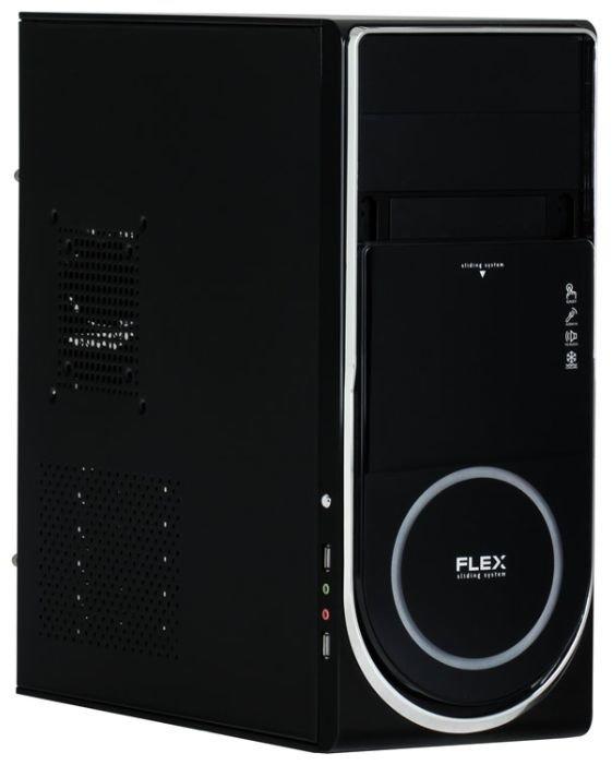 Компьютерный корпус SeulCase K64 350W Black