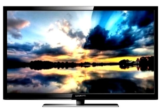 BRAVIS Телевизор BRAVIS LED-32C2000B