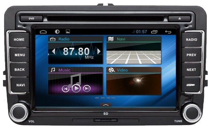 SIDGE Skoda YETI (2009- ) Android 4.1