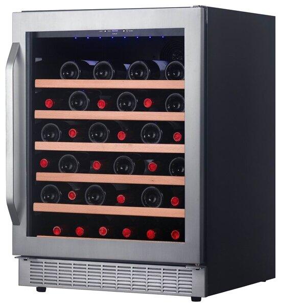 Встраиваемый винный шкаф Climadiff AV51SX