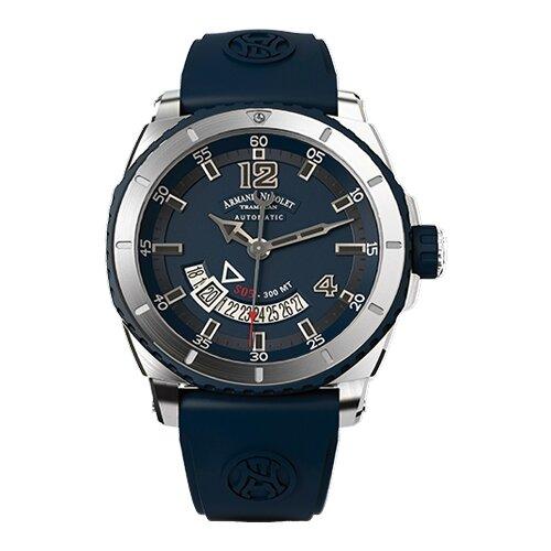 Мужские часы Armand Nicolet A710AGU-BU-GG4710U Женские часы Rhythm GS1607S10