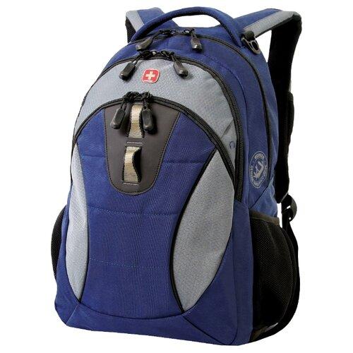 Купить Рюкзак WENGER 16063415 синий/серый