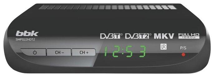 BBK TV-тюнер BBK SMP022HDT2