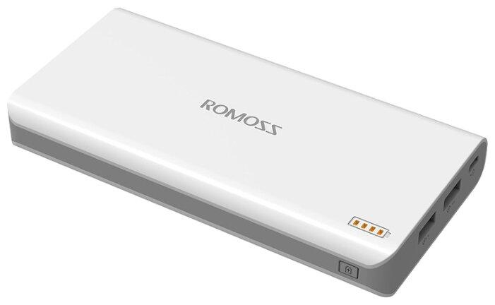 Внешний аккумулятор Romoss solo 6