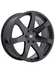 Колесный диск Black Rhino Wheels Mozambique gloss black 8.5x20 5x150 DIA110.1 ET25 - фото 1