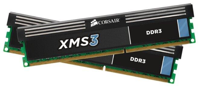 Оперативная память Corsair CMX8GX3M2A1600C9