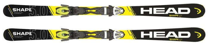 Горные лыжи HEAD Shape 5.0 AB PR (16/17)