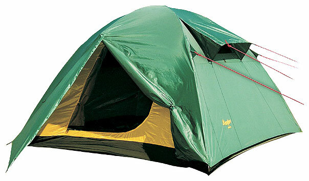 Палатка Canadian Camper Impala 2 Цвет Forest