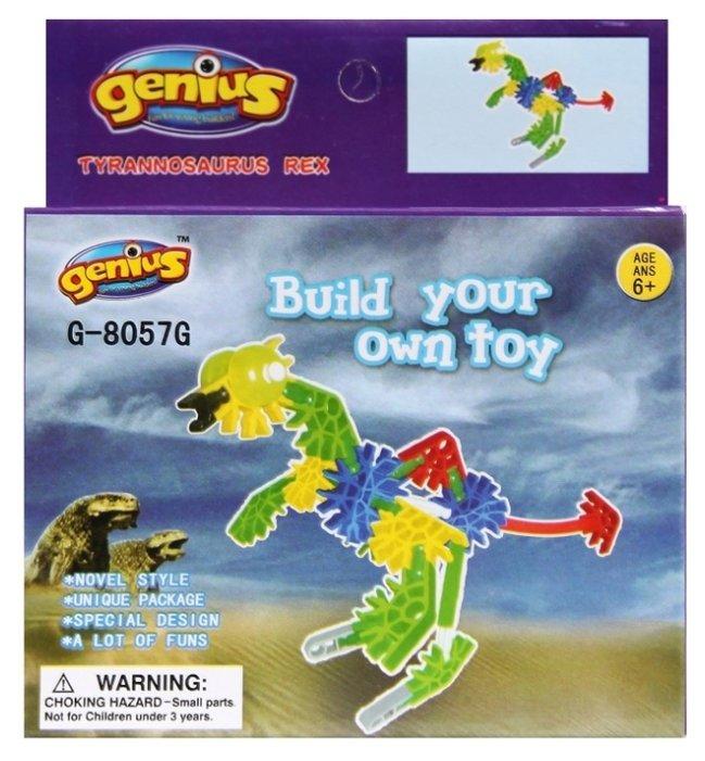 Классический конструктор Genius G-8057G Тираннозавр Рекс