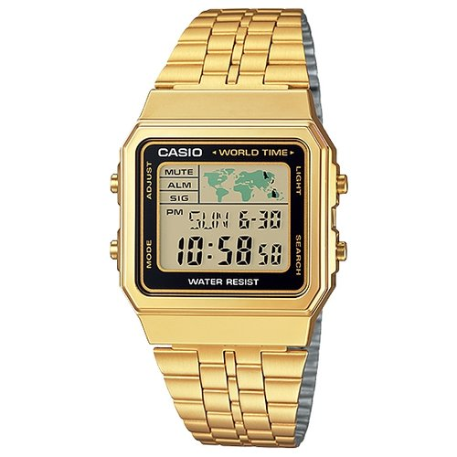 Наручные часы CASIO A-500WGA-1E