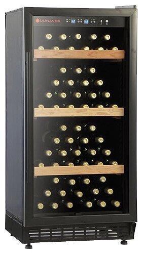 Встраиваемый винный шкаф Dunavox DX-80.188K