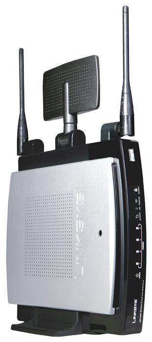 Wi-Fi роутер Linksys WRT350N