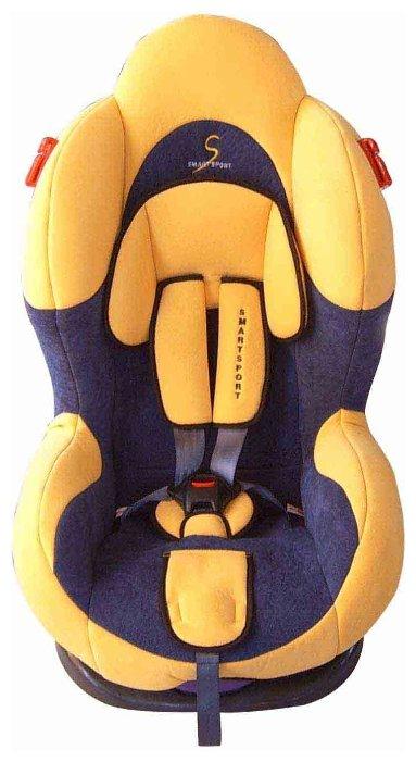 Автокресло группа 1/2 (9-25 кг) Baby Shield BS02-S1