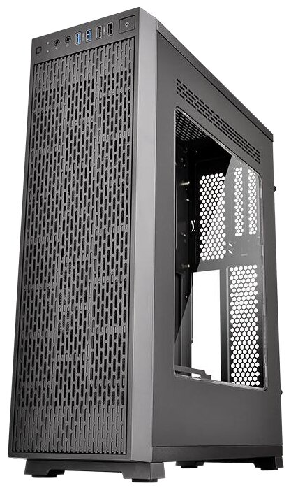 Thermaltake Компьютерный корпус Thermaltake Core G3 CA-1G6-00T1WN-00 Black