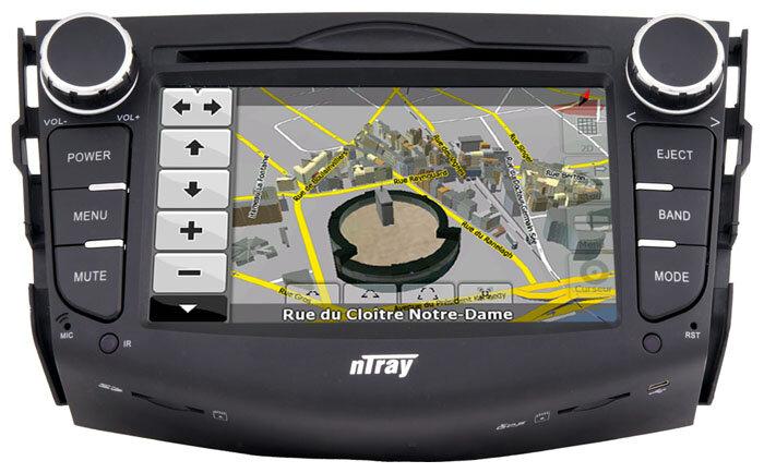 Автомагнитола nTray 7723
