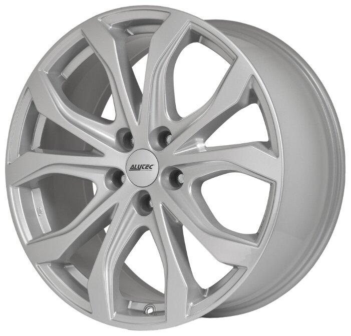 1. Диск колесный Alutec W10 8.5x19/5x120 D72.6 ET45 Racing-black front polished