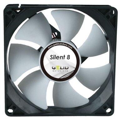GELID Solutions Система охлаждения для корпуса GELID Solutions Silent 8