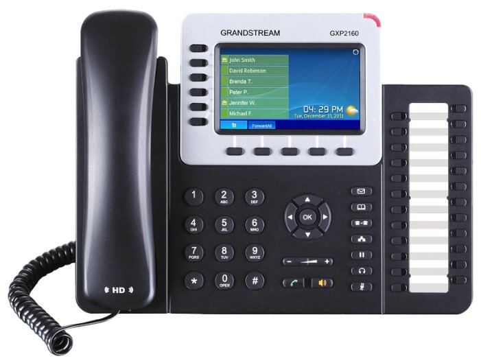 Grandstream VoIP-телефон Grandstream GXP2160