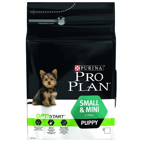 Корм для собак Purina Pro Plan (3 кг) Small & Mini Puppy сanine Chicken with Rice dryКорма для собак<br>