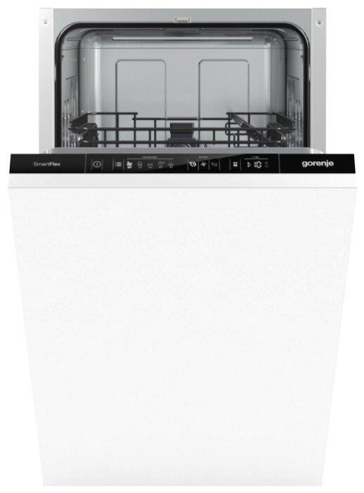 Посудомоечная машина Gorenje GV53111 белый