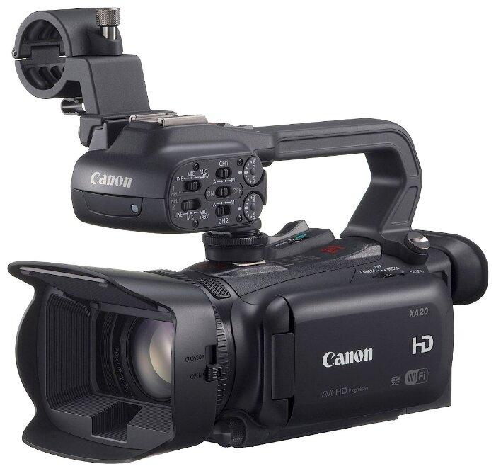 Canon XA20 (черный)