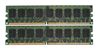 Оперативная память 4 ГБ 2 шт. HP 504351-B21