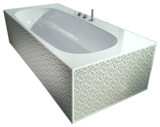 Отдельно стоящая ванна AeT Italia COVER 400P