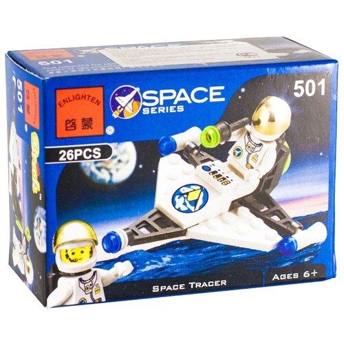 Конструктор Qman Space 501 Космолет