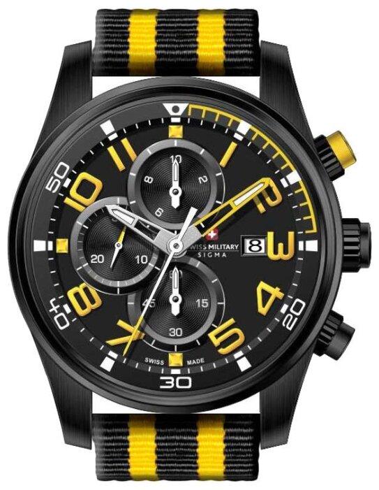 Наручные часы Swiss Military by Sigma SM203.513.95.079