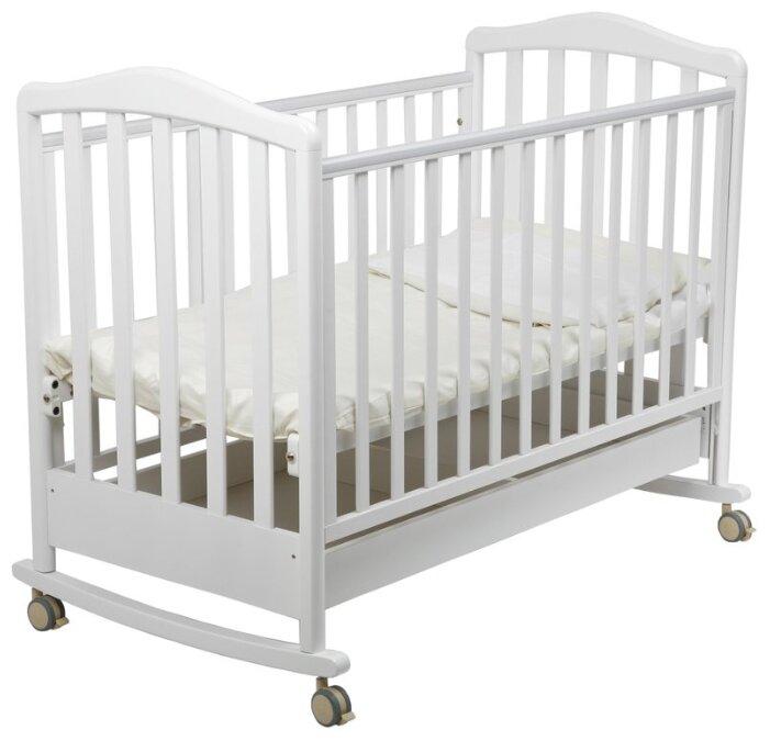 Кроватка Papaloni Винни (качалка)