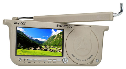 Автомобильный монитор NRG SVM-770DV