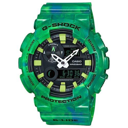 Наручные часы CASIO GAX-100MB-3A наручные часы casio gax 100x 4a