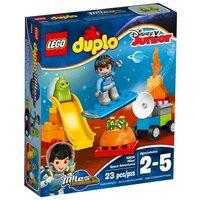 Космические приключения Майлза (Lego 10824)