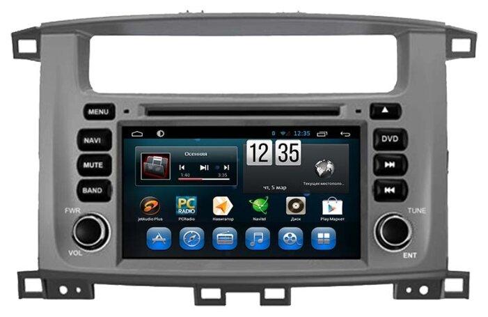 FarCar s180 Toyota Land Cruiser 100 на Android 4.4(q457)