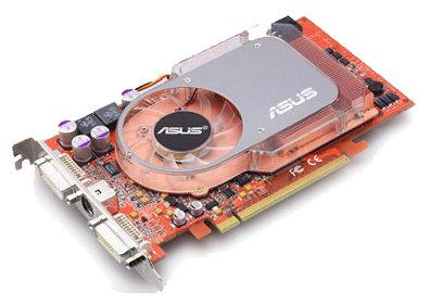 Видеокарта ASUS Radeon X800 XT PE 520Mhz PCI-E 256Mb 1120Mhz 256 bit 2xDVI VIVO YPrPb