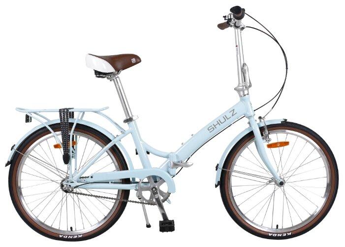Складной велосипед Shulz Krabi Multi звездная ночь