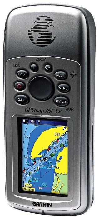 Навигатор Garmin GPSMAP 76CSx