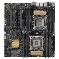 Материнская плата ASUS Z10PE-D16 WS Intel C612, Dual LGA-2011-3, Xeon E5-2600v3, 16xDDR4,6xPCIe 3.0 x16, SATA 6Gb/s (RAID 0,1,5,10)*10 + M.2 *1, 2 x Gb Intel LAN+1Mgmt LAN, E-ATX