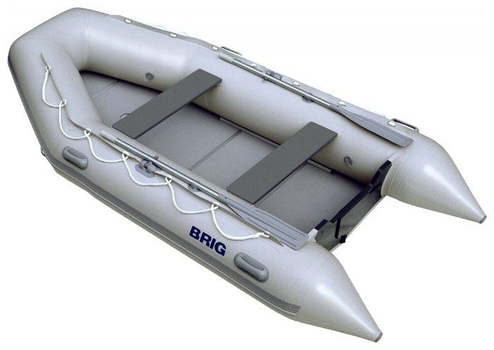 Надувная лодка BRIG B350W