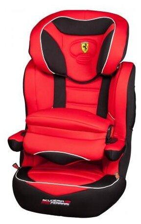 Автокресло группа 2/3 (15-36 кг) Ferrari Master SP LX