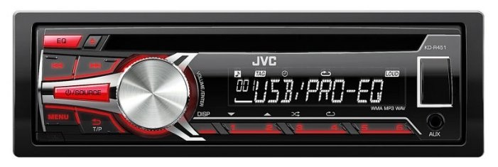 JVC KD-R451E