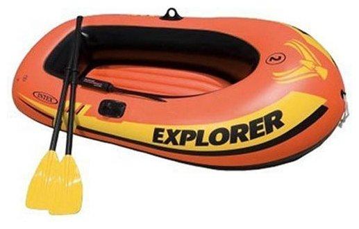 Надувная лодка Intex Explorer-200 Set (58331)