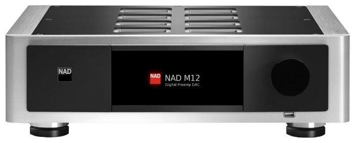 Предварительный усилитель NAD M12