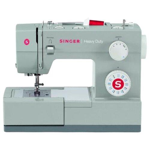 Швейная машина Singer Heavy Duty 4423, серый швейная машинка singer heavy duty 4411 серый